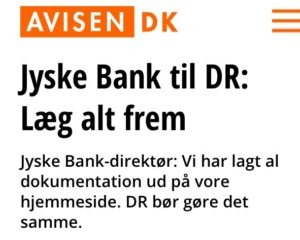 jyske bank lån billIge rejser ferie rejser Søge ord for BEDRAGERI FULDMAGTSMISBRUG SVIG FALSK SVINDEL, ELLER BARE EN FEJL. / at råbe jyske bank op Medvirkende i sagen eller kender til sagen bedraget, og som ikke ønsker at jyske bank retter, hvis det er en fejl - Fundament kærneværdier hæderlig ærlig åben retter fejl Sund fornuft Jyske bank nægter vedholdende . Nykredit jyske bank - Lån super billigt, ingen gebyr rente Subperlån, Superlån, supperlån. Billån, boliglån. Opsparing. Pension. - Tivoli fripas Bakken fripas gratis / Advokat advokater, strafferet ren straffe attest, øknomisk kriminalitet, kriminelt, straffeloven - Lund Elmer Sandager Al Capone, Adolf Hitler, Stalling Michael Rasmussen CEO Nykredit Anders Christian Dam CEO jyske bank Advokat Morten Ulrik gade jyske bank Philip Baruch jyske bank Advokat Philip Baruch Lund Elmer Sandager Advokat Mette Egholm Nielsen Nykredit Inkasso Birgit Bush Thuesen jyske bank - Jyske bank erhverv Hillerød Helsingør Århus Aahus København Silkeborg Valby Østerbro - Nicolai Hansen bankrådgiver jyske bank Line Braad Winding jyske bank Casper Dam Olsen bankrådgiver jyske bank Anette Kirkeby bankrådgiver jyske bank Søren Woergaard rådgiver jyske bank - Danske bank jysk - Koncernledelse jyske bank Koncernbestyrelsen Sven Buhrkall Kurt Bligaard Pedersen Rina Asmussen Philip Baruch Jens A. Borup Keld Norup Christina Lykke Munk Haggai Kunisch Marianne Lillevang Koncerndirektionen Anders Dam Leif F. Larsen Niels Erik Jakobsen Per Skovhus Peter Schleidt - Sagen historien om Nykredit og jyskebank handler om: Bedrageri Svindel Løgne Tyveri Underslæb Mandatsvig Svig Dokumentfalsk, Nægte at undersøge for fejl At dække over forbrydelser At skjule forbrydelser At nægte kunder svar At nægte kunder aktindsigt - Om at lyve over for retten udelukket for at kunne fortsætte bedrageriske forhold. - Jyske Banks oplyste kærneværdier Fundamentet i jyske bank er pilråddent hvis jyske bank lyver over for kunder, så jyske Ban kan snyde eller bedrager der